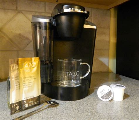 Tazo Chai Latte Pods Make The Perfect Cup Of Tea With