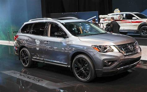 2019 Nissan Pathfinder Changes Redesign  N1 Cars Reviews