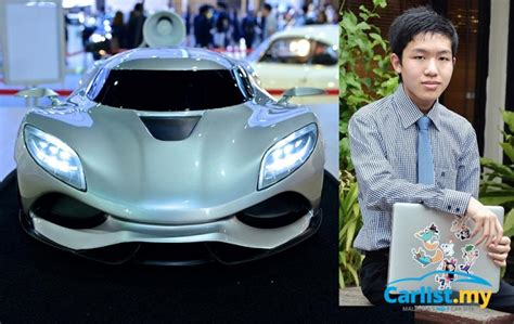 koenigsegg thailand this koenigsegg utagera is designed by a 15 year old