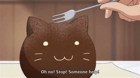 Exploding Cat Pudding Acchi Kocchi Youtube