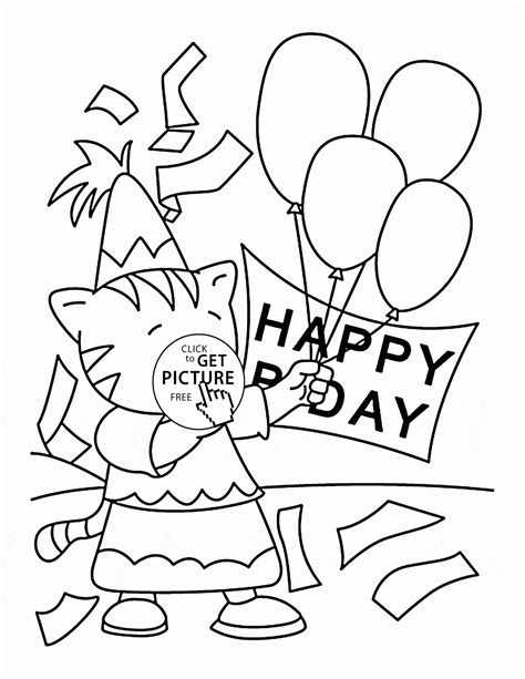 birthday drawing cards  getdrawings