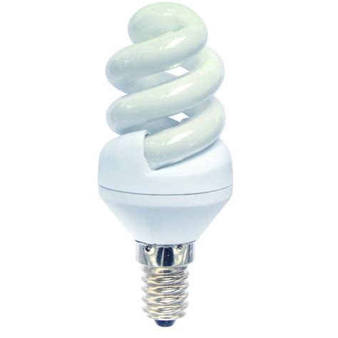 bell bell cfl mini spiral low energy ses e14 warm white