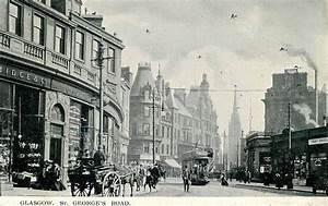 St George's Road Glasgow -1902   Glasgow... x   Pinterest
