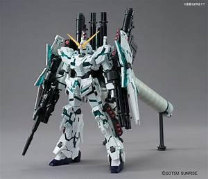 HGUC 1/144 Full Armor Unicorn Gundam (Destroy Mode ...