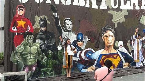 hitler superhero thai university apologizes
