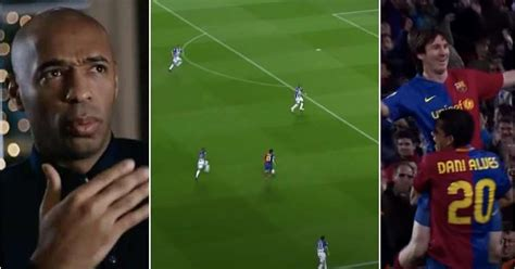The 'forgotten' Lionel Messi goal that Thierry Henry ...