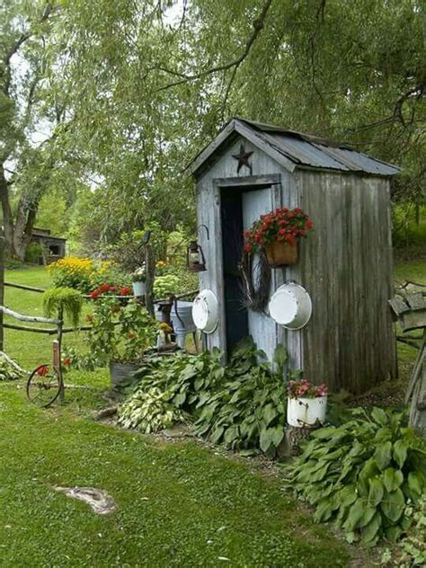 Best Ideas About Tool Sheds Pinterest Garden