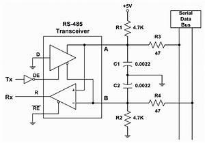 Profibus Wiring Diagram