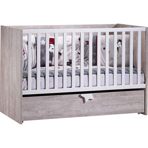 chambre bebe sauthon soldes lit bébé 70x140 évolutif 90x190 et140x190 de sauthon
