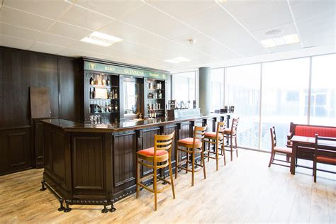 Office Bar by A Tour Of Qualtrics New Dublin Office Officelovin