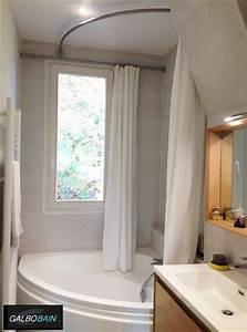 Barre D Angle Extensible Pour Rideau De Baignoire : les 25 meilleures id es concernant fen tre de douche sur ~ Premium-room.com Idées de Décoration