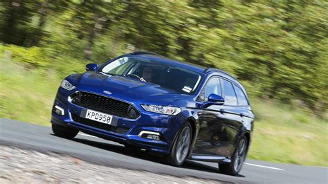 2018 Ford Mondeo ST Line Review