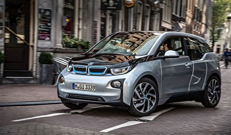2014 Bmw I3 With Range Extender Will Cost ,225