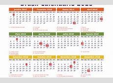 Feriados 2018 veja a lista de pontos facultativos e