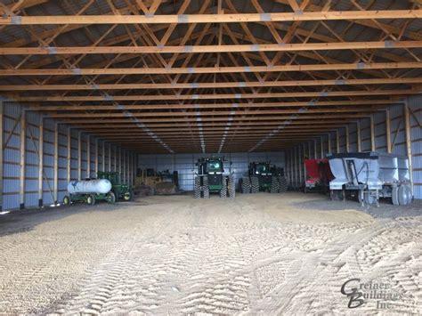 Machine Sheds In Iowa And Illinois