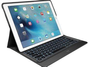 ipad  connecting   keyboard logitech