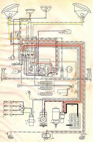 1968 69 Bus Wiring Diagram 26614 Archivolepe Es
