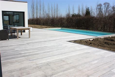 terrasses en bois composite construction terrasse bois exotique