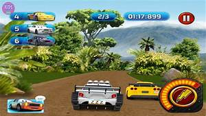 Cars Lightning Mcqueen Race Game Lightning Speed