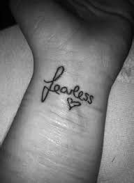 What Does Fearless Tattoo Mean? | 45+ Ideas and Designs