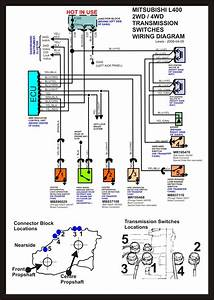 Mitsubishi L300 Air Con Wiring Diagram