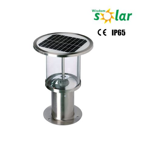 high lumens solar garden lighting pole light solar power