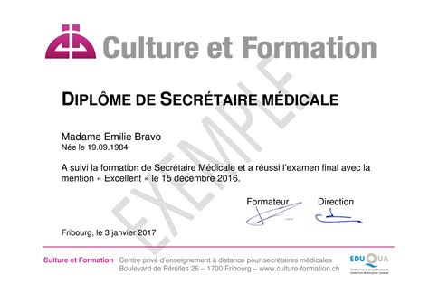 ecole formation secretaire medicale 28 images formation secretaire medicale en alternance