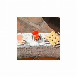 Dessous De Verre En Bois : dessous de verre 3d blanc bois arne concept ~ Teatrodelosmanantiales.com Idées de Décoration