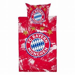 Fc Bayern Bettwäsche : bettw sche offizieller fc bayern fanshop ~ Watch28wear.com Haus und Dekorationen