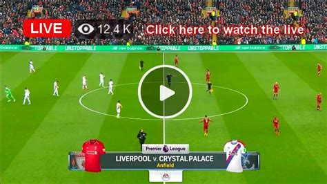 Liverpool vs Crystal Palace Premier League Live Reddit ...