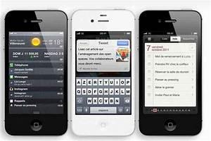 Fiche Technique Iphone Se : apple iphone 4s 16 go le test complet ~ Medecine-chirurgie-esthetiques.com Avis de Voitures