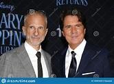 Rob Marshall And John DeLuca Editorial Image - Image of ...