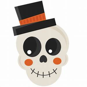 Skeleton SVG scrapbook cut file cute clipart files for ...
