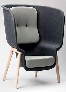 benjamin hubert: pod chair for de vorm