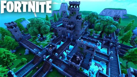 fortnite creative castle hide  seek map codes