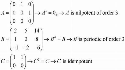 Matrices Powers Matrix Example Calculate Examples Method