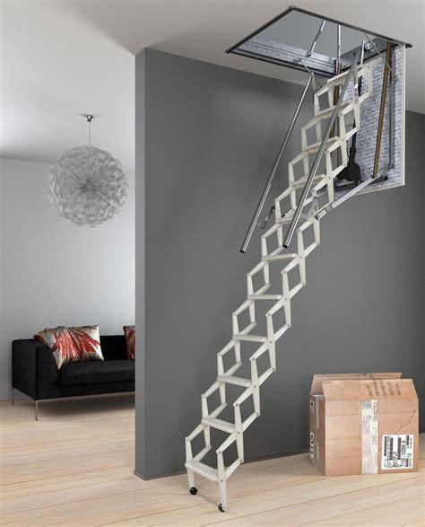 si鑒e de escamotable comment installer un escalier escamotable