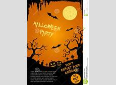 Halloween Invitation Template Editable – Festival Collections
