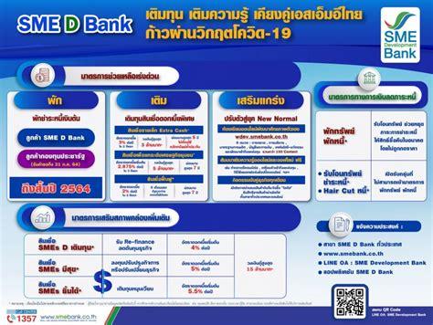 SME D Bank ชูธงเติมทุน เติมความรู้ เคียงคู่เอสเอ็มอีไทยสู้ ...