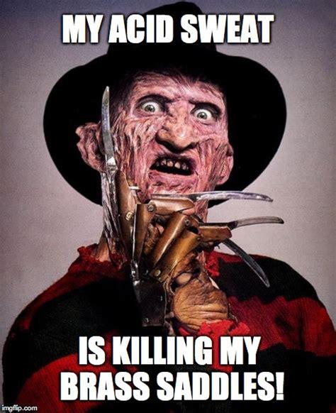 Freddy Krueger Meme - freddy krueger face imgflip