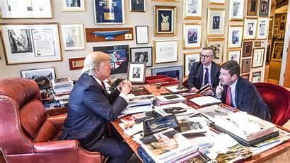 Trump Donald Gove Tower Interview Michael York