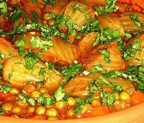 cuisine tunisienne tajine tajine de fenouils et petits pois recette de cuisine algerienne recettes marocaine tunisienne