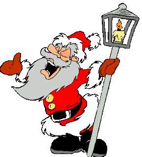 Santa Claus Gifs Animados parte 1 IMÁGENES PARA
