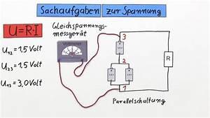 Stromkreise Berechnen : rechnen in der elektrik physik online lernen ~ Themetempest.com Abrechnung
