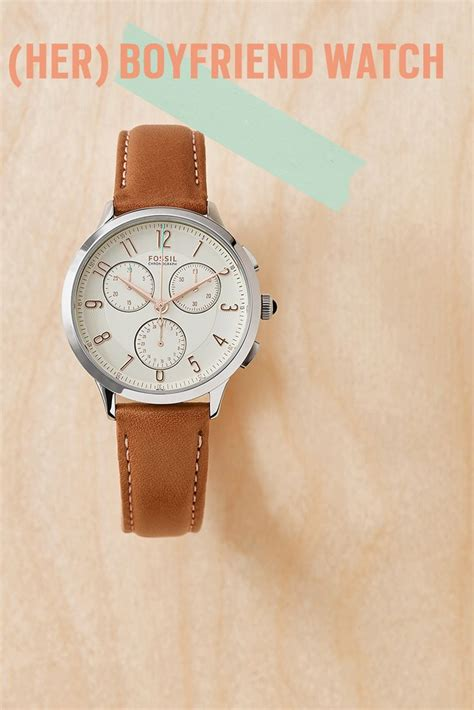 Abilene Chronograph Dark Brown Leather Watch | Chronograph ...
