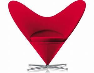 Verner Panton Chair : verner panton heart chair ~ Frokenaadalensverden.com Haus und Dekorationen