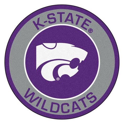 anti fatigue mats kansas state wildcats logo roundel mat 27 quot
