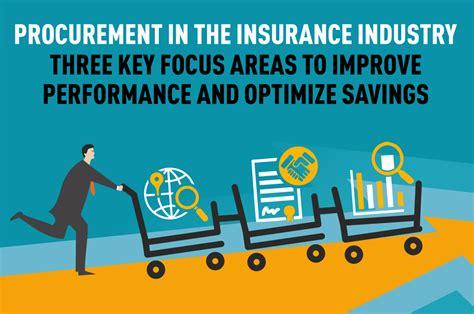 gep procurement   insurance industry  key