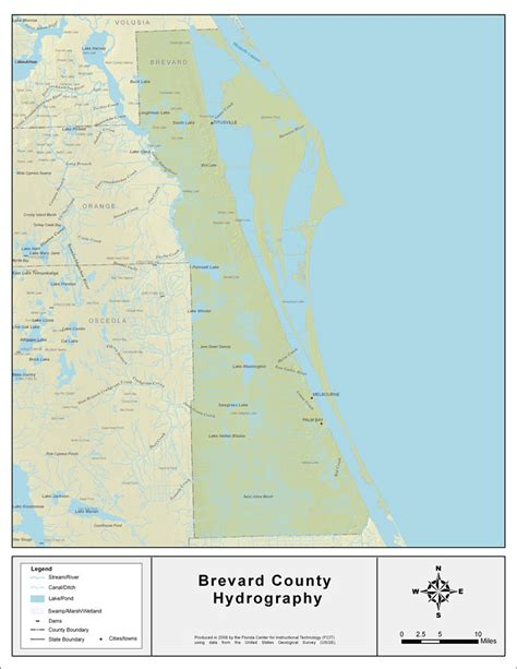 florida waterways brevard county