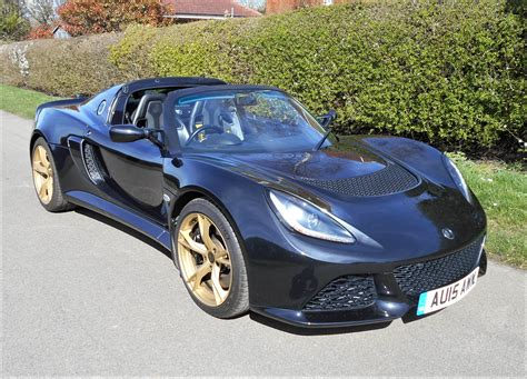 Lotus Exige S Roadster - lotusforsale.com